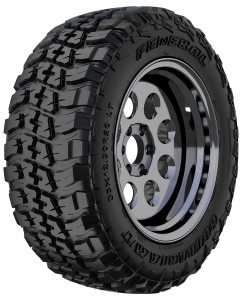 285/70 r17 Federal Couragia M/T
