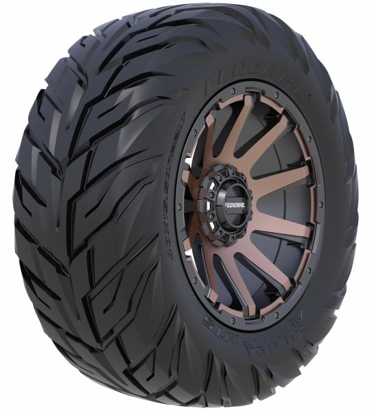 37x12.5 R22 123Q Federal XPLORA MTS
