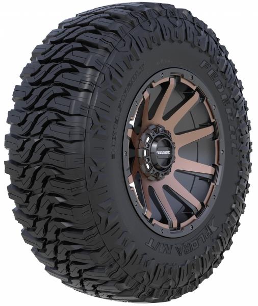 35x12.5 R20 125Q Federal XPLORA M/T