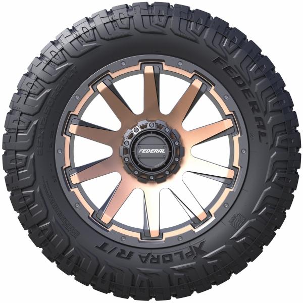 35x12.5 R20 121Q Federal XPLORA R/T